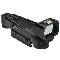 "NcStar Red Dot LED Reflex Gun Sight 3/8""  w/ Dovetail Base ~ DP38"