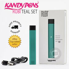New KandyPens RUBI Kit - 100% Authentic in Teal Color + FREE PRIORITY SHIPPING