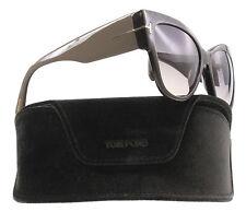 New Tom Ford Sunglasses Women Cat eye TF 371 Multi-Color 38B Anoushka 57mm