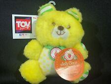 Kenner Vintage Strawberry Shortcake Jelly Bear Plush Stuffed Animal