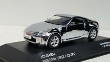 J-collection : Nissan 350Z Coupe Limited Edition Chrome 1:43