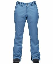 NWT Airblaster Womens Slim Curve Stretch Pant Pants M Medium 15K Snowboard ac446