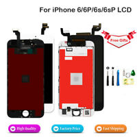 iPhone 6 6s Plus 6s Lcd Display Digitizer Complete Screen Replacement Kit w/Tool