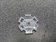 NEW CREE XP-E2  Amber MCPCB Star 585nm ~ 595nm LED