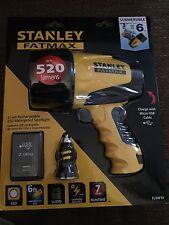 UPDATED VERSION Stanley Waterproof LED Rechargeable Spotlight Flashlight FL5W10