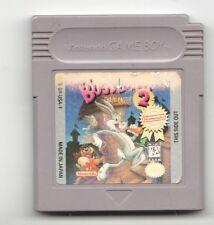 Video Game - Nintendo GameBoy - BUGS BUNNY CRAZY CASTLE 2 - Cartridge Authentic
