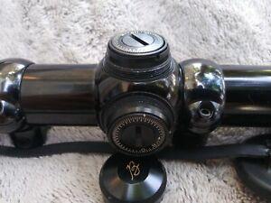 Burris 4X Mini compact rifle scope