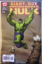 Marvel Comics Giant Size Inredible Hulk # 1 2008 VF
