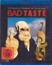 Bad Taste  [Blu-Ray]  (Neu & OVP)