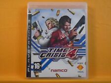 * ps3 Time Crisis 4 (NI) eine Arcade Shooter Spiel Playstation PAL UK REGION FREE