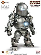 Kids Logic 2015 EXCLUSIVE Marvel Iron Man Iron Monger Mini LED Earphone Plugy