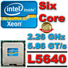 Intel Xeon L5640 2.26GHz SLBV8 12MB 5.86 GTs LGA1366 Six Hex Core CPU SALE 50%
