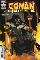CONAN THE BARBARIAN #1. NM+  2019 2nd Second PRINT VARIANT