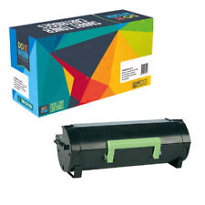 Black Toner for Lexmark 50F1H00 MS310dn MS510dn MS610dn MS410dn MS310 MS510