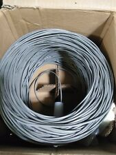 General Cable Pull Pak cable Aprox. 870 feet 2137087(CAT3GRY)