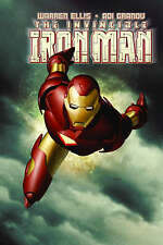 The Invincible Iron Man - Extremis HC Hardcover Warren Ellis, Adi Granov MARVEL