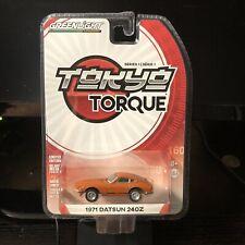 Greenlight | 1:64 Tokyo Torque Series 1 - 1971 Datsun 240Z | Brand New