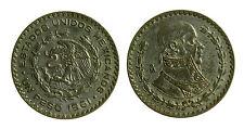 pcc2097_5) MESSICO 1 Peso 1961