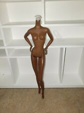 Barbie Gold Label Fashion Star War 3CPO Body Model Muse AA