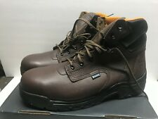 Timberland Pro 26078 Titan Men's 13 Waterproof Alloy Toe Safety Work Boots