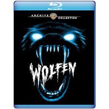 Blu Ray WOLFEN. Albert Finney horror.  Region free. New sealed.