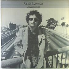 """12"""" LP-randy Newman-Little Criminals-c589-washed & cleaned"""