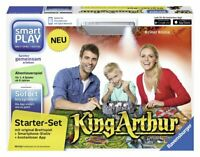 Ravensburger 26805 - Smartplay - Starterset King Arthur, Familienspiel, Neuware