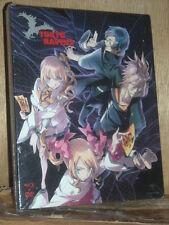 Tokyo Ravens: Season 1 - Part 1 (Blu-ray/DVD, 2015, 4-Disc Set)