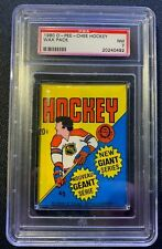 1980-81 O Pee CHEE NHL HOCKEY COMPLETE YOUR SET BUY 5 CARDS FROM ANY OF MY LISTI