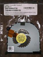 New GPU Fan for Dell Precision M3800 series Right Fan 0H98CT, DC28000DRF0