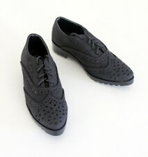 1/3 bjd 62-65cm SD13 SD17 boy doll suede black shoes dollfie luts DOI ship US
