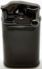 More details for harrison and simmonds cigar and cigarette lighter in a black finish (l1b)