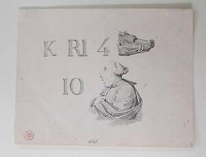 1818 FRENCH POLITICAL CARICATURE CARTOON ART JEAN BAPTISTE ISABEY LITHOGRAPH