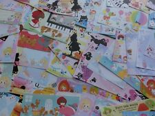 FAIRY TALE PRINCESS MEMO Note Paper kawaii stationery gift girl her stationary