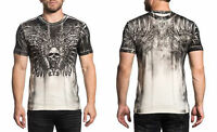 Xtreme Couture Men's Rusty Bones Tee Shirt Sand