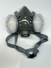 Half Face Mask - Dual Filter - Soft Silicone - Respirator