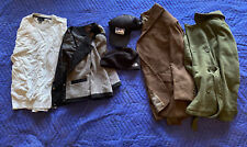 Clothes & Hat Lot-Patagonia, North Face, Brooks Brothers, etc-Great For Resell!