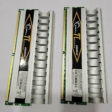 4GB G.SKILL F2-8500CL5D-4GBPI (2X2GB) DDR2 GAMING DESKTOP RAM MEMORY 2.0v-2.1v