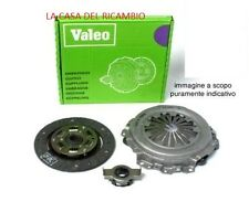 KIT FRIZIONE 3 PEZ VALEO ALFA ROMEO GT 1.9 1900 JTD 147-156 JTD 828063 ORIGINALE