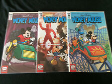 MICKEY MOUSE(IDW) #9, 10, 11 VFNM Condition