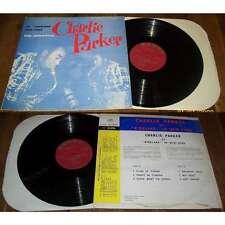 "CHARLIE PARKER - The Immortal At ""Birdland"" New-York LP French Press Savoy Jazz"