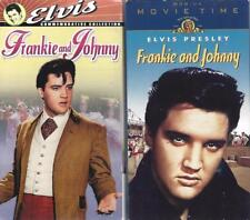 VHS: FRANKIE AND JOHNNY.....ELVIS PRESLEY-DONNA DOUGLAS......NEW