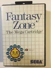 Fantasy Zone Sega Master System (SENT NEXT DAY)