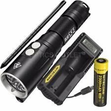 NITECORE DL10 1000 Lumen Diving Flashlight, 2300mAh 18650, UM10 Battery Charger