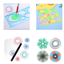 Spirograph Geometric Ruler Multifunctional Spiral Drawing Art Supplies Tools