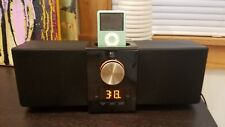 Logitech Pure-Fi Express Speaker Dock for iPod Gently Used (ipod NOT included)