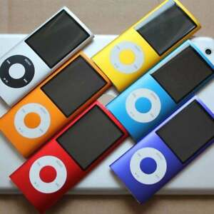 Apple iPod nano 4th 5th 6th Generation MP3 Player - Various Colors available