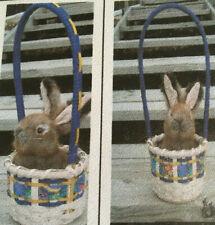 Basket Weaving Pattern Simple Easter Basket by Jennifer Baum