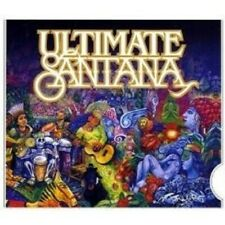 "SANTANA ""ULTIMATE SANTANA"" CD LIMITED NEW+"