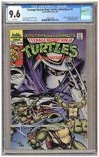 Teenage Mutant Ninja Turtles Adventures #1 (CGC 9.6) Direct; Archie; 1989 (6392)